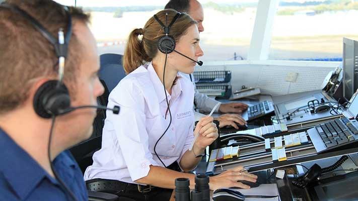 Rohde & Schwarz ATC communications