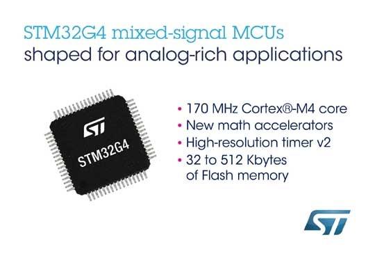 STM32G4 P4159S