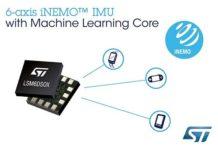 STMicroelectronics Motion Sensor