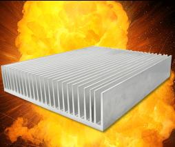 ATS Extrusion Heat Sinks
