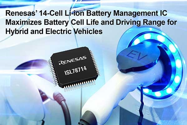Battery Management ic