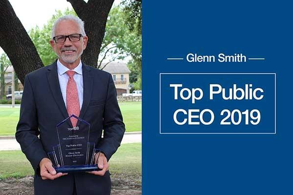 GlennSmith Top CEO