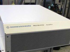 R&S Satellite amplifier PKU