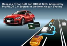 Renesas Innovative Automotive Chips