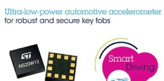 ST Secure Remote Key Fobs