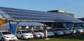 Solar Energy Charge Market