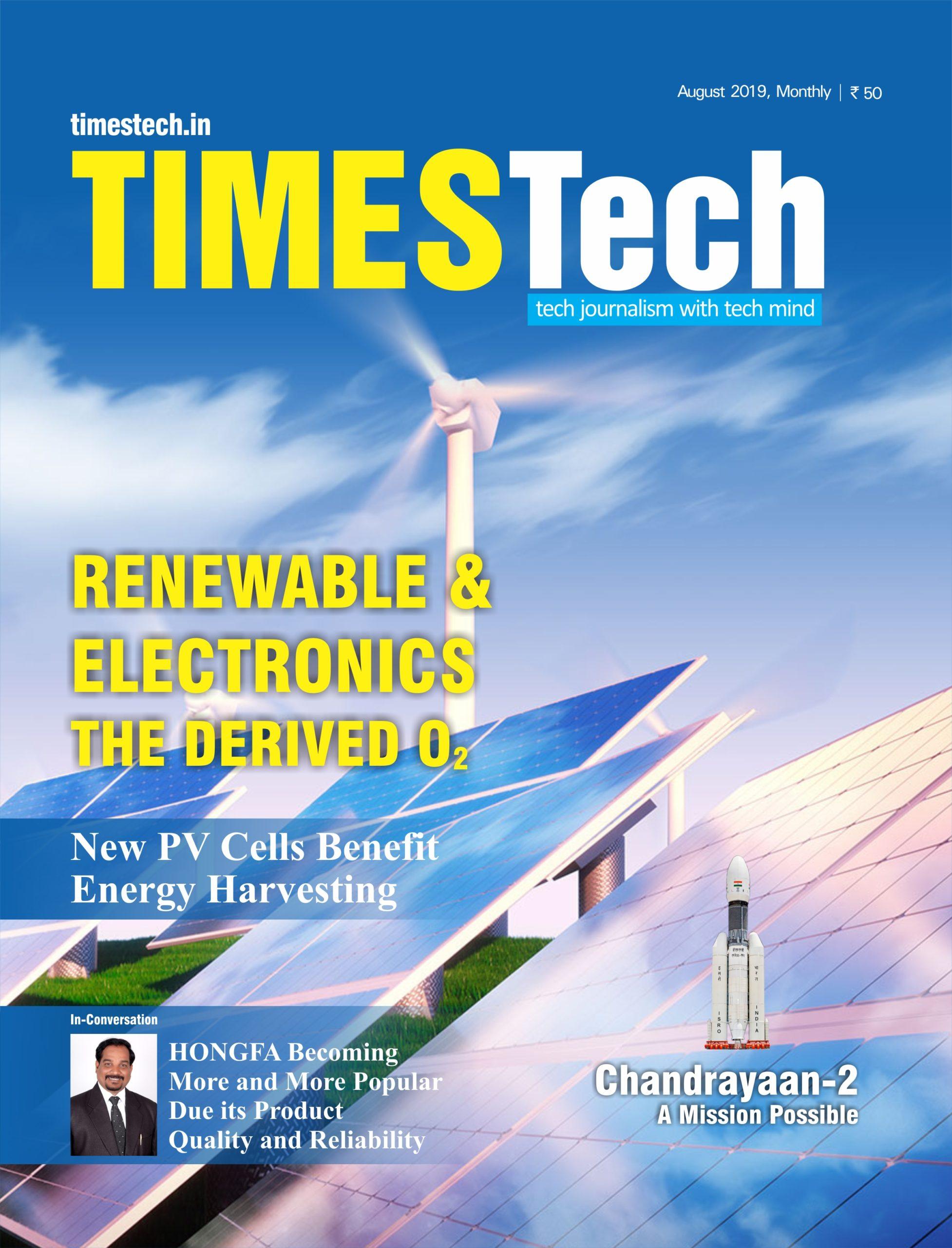 TimesTech Aug 2019