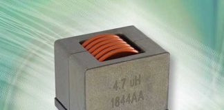 Vishay Edge Wound Inductor