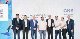 Western Digital Award
