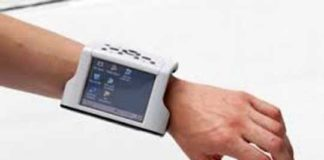 body-worn temperature sensors