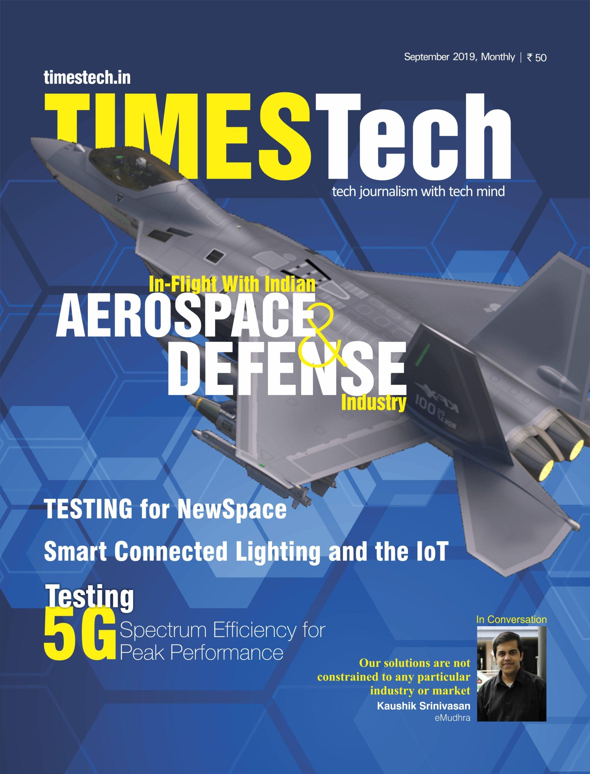 TimesTech Sept 2019