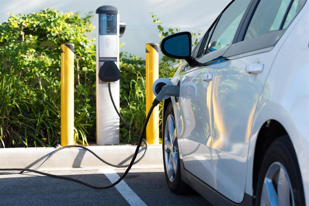 Image result for Electric Vehicle Charging Station