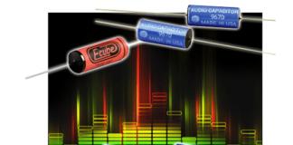 Electrocube Audio Capacitors