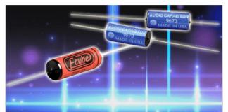 Electrocube Audio Optimized Film