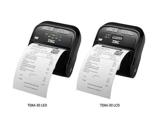 TDM-30 Mobile Printer