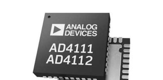 ADI AD4110-1 Analog Front End