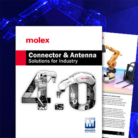 Molex Industry4.0 eBook