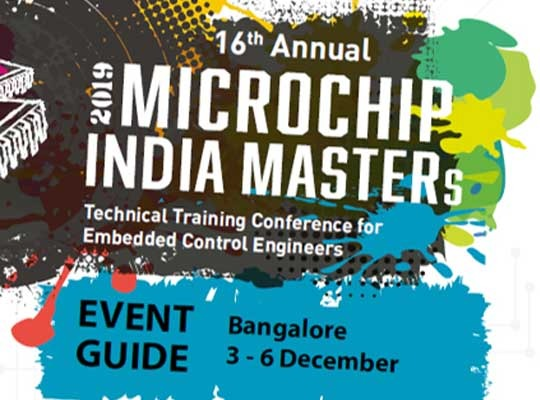 Microchip India MASTERs Conference