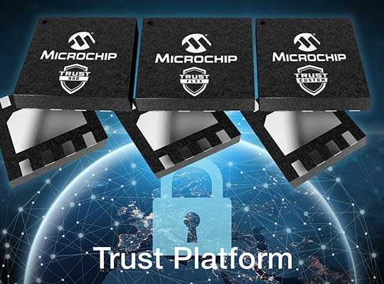Microchip Trust Platform