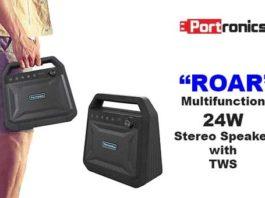Portronics Roar