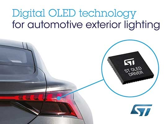 ST OLED Driver