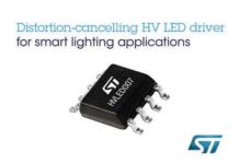 HVLED007 AC/DC LED driver