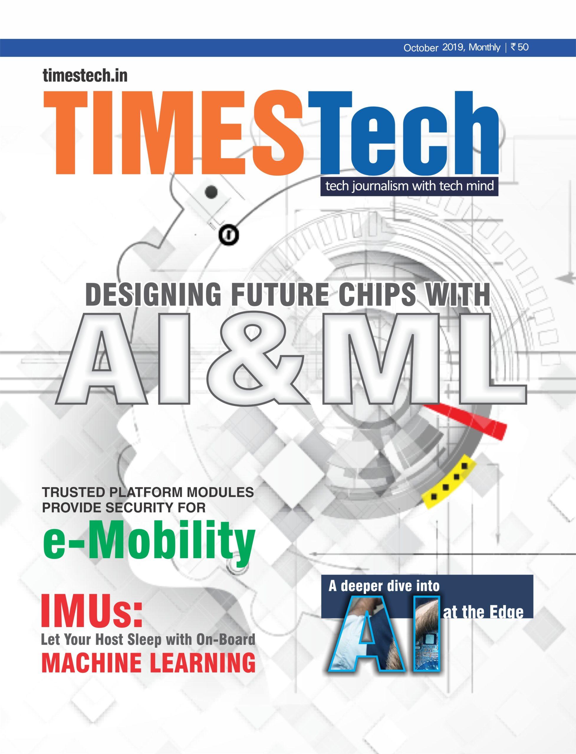 TimesTech Oct 2019
