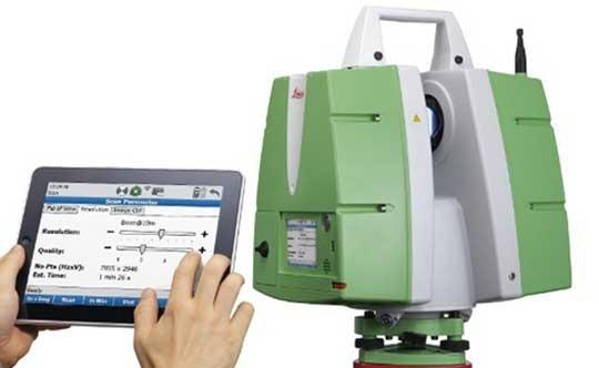 Tripod Mounted 3D Laser Scanners