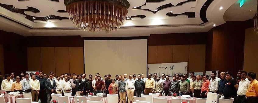 Ubiquiti Partner Meet Group Photo