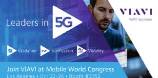 Viavi 5G and IoT Networks