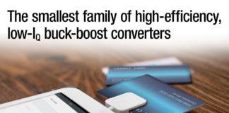Texas Instruments Low IQ Converters