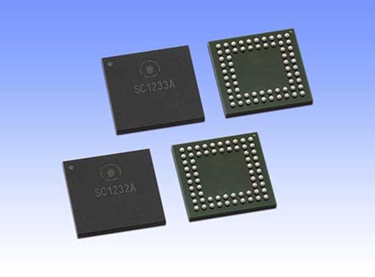 Socionext Radar Sensors