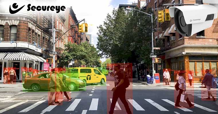 Artificial Intelligence Powered Security Cameras