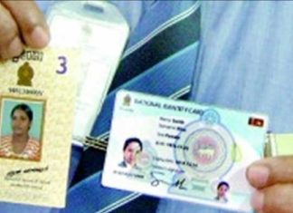 Electronic ID card