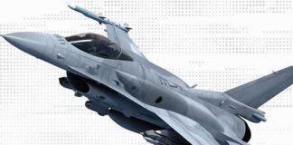 F-16 Block 70 aircraft