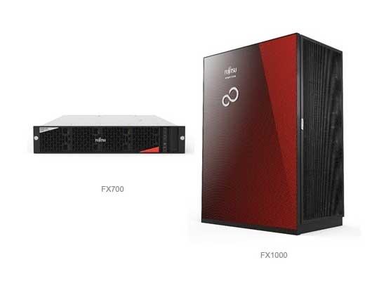 Fujitsu Supercomputer PRIMEHPC