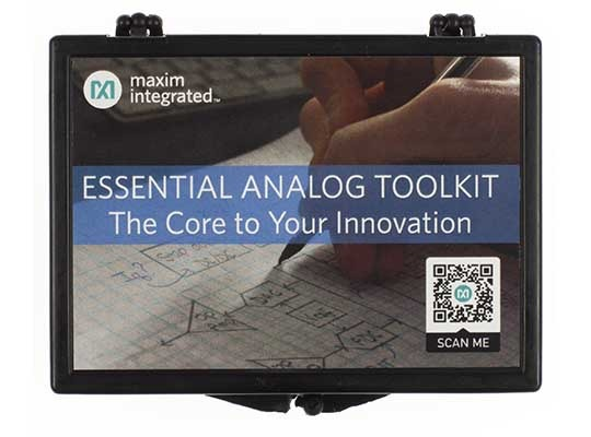Maxim Essential analog-sample kit