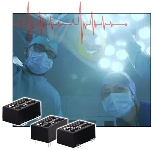 Polytron Devices MTWA DC-DC Converters