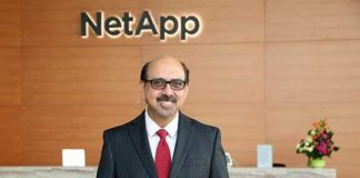 Ravi Chhabria, MD of NetApp India GCoE
