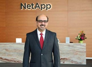 Ravi Chhabria, MD of NetApp India GCoE