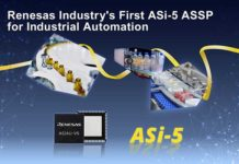 Renesas ASI4U-V5 ASSP