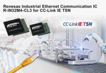 Renesas Ethernet IC