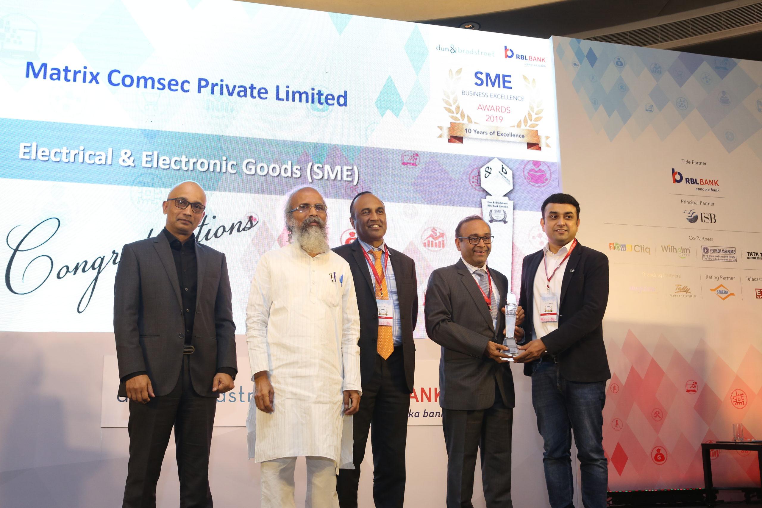 SME Business Execellence Awards