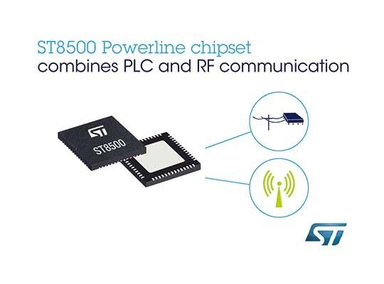 ST Smart-Meter Chipset