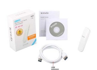 Tenda Dual Band Wireless Wi Fi USB 3