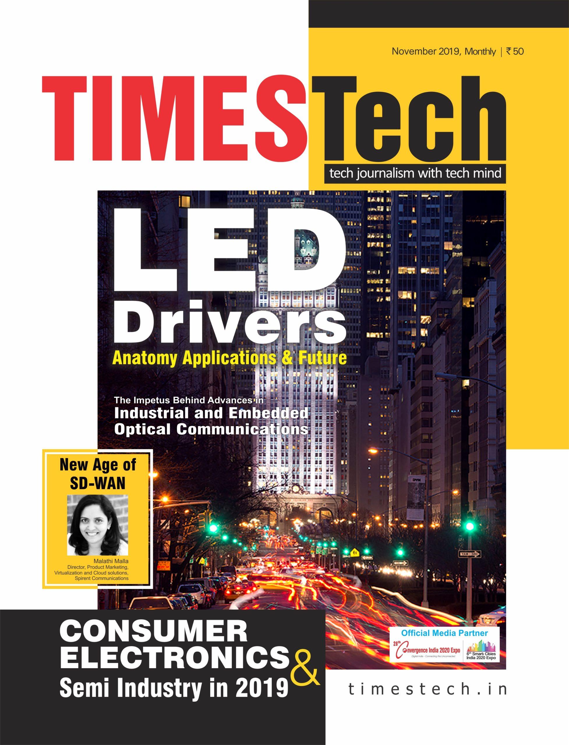 TimesTech Nov 2019