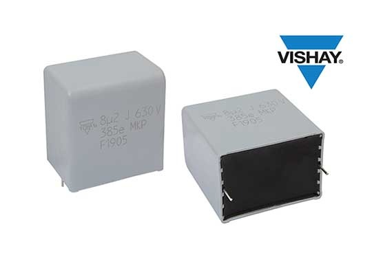 Vishay film capacitors