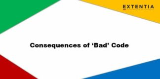 Consequences of 'Bad' Code