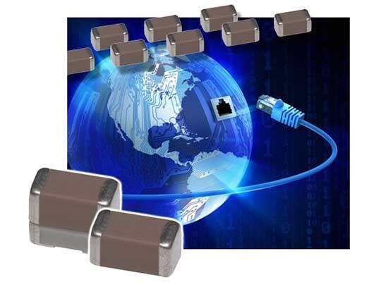Exxelia Ultra-Broadband Capacitors