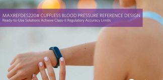 Maxim Blood-Pressure Measurement